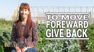 Share the Harvest - Farmers' Market Gives Back to the Community