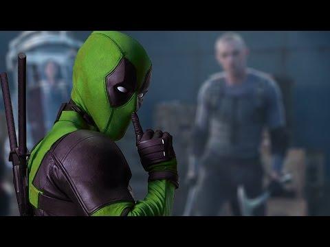 Deadpool V Ajax   Jacksepticeye Voice-Over