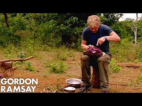 Gordon Ramsay Cooks Buffalo For A Cambodian Tribe Gordon s Great Escape
