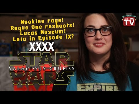 STAR WARS News and Rumor -- SALACIOUS CRUMBS Episode XXXX