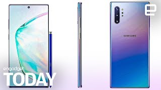 Samsung Galaxy Note 10 surfaces in leaked photo