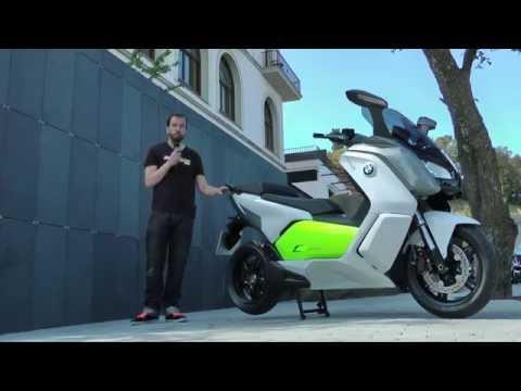 Essai BMW C Evolution série Que vaut vraiment la Rolls des maxi scooters électriques