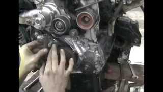 MITSUBISHI 1.6 DOHC 115HP CHANGE TIMING BELT