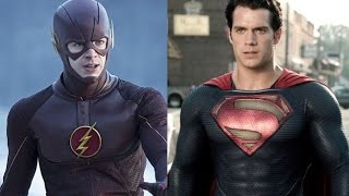 Fastest Man Alive: Flash vs Superman