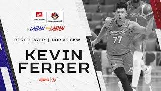 Best Player: Kevin Ferrer | PBA Commissioner's Cup 2019