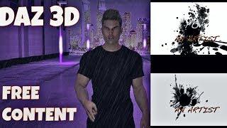 Download Daz3d Content Free