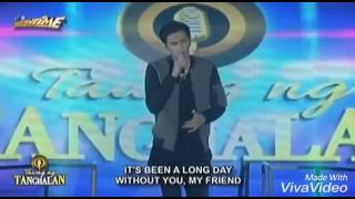 SEE YOU AGAIN: CHRISTOPHER RODRIGUEZA