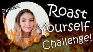 Roast Yourself Challenge (Bataie in rime cu mine?!) | Imi bat joc de mine!