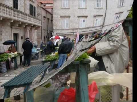 Gita a Dubrovnik La città murata