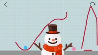 I cleared Winter Holiday Event's stage 7 on Brain Dots! http://braindotsapp.com #BrainDots #B...