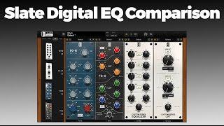 Steven Slate Shows You How To EQ Tracks In a Mix - Slate Digital EQ Tutorial