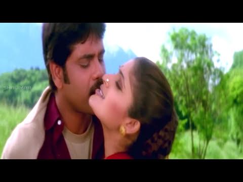 Xxx Mp4 Ravoyi Chandamama Movie Swapnavenuvedo Video Song Nagarjuna Akkineni Anjala Zhaveri 3gp Sex