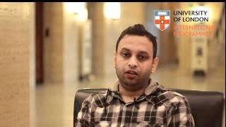 Student Inspiration: Shariful Islam, LLB, Bangladesh