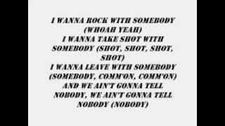 Natalie La Rose-Somebody [Ft. Jeremih] (lyrics)