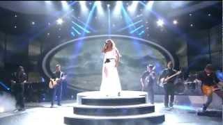 Carrie Underwood - 'Blown Away' on American Idol