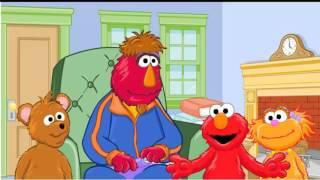 Potty Time With Elmo
