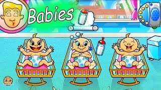 Taking Care Of Babies - Roblox + Online Baby Games - Cookie Swirl C Let