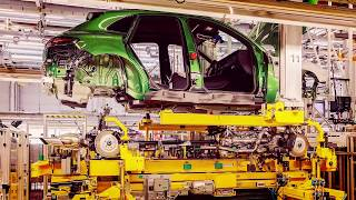Production of 2019 Porsche Macan Kicks Off in Germany