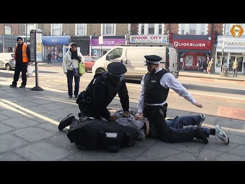 watch Worlds Most Amateur Police Officers