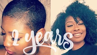 10 Tips I Used To Grow My Natural Hair | Shoulder Length In 2 Years