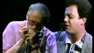BILLY JOEL AND TOOTS THIELEMANS  LEAVE A TENDER MOMENT ALONE