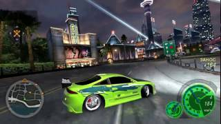 Need for Speed: Underground 2 - Eclipse Brian O