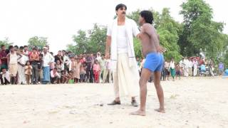 Bhojpuri film comedy uncut scene    Beti Ke Hath Lem ।। आनंद मोहन ।। with Anand Mohan HD Part_2