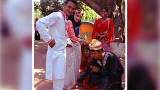 Pohela Boishakh,HSTU(Department of Sociology 1423,1st batch)
