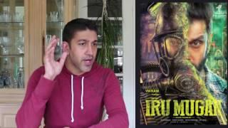 Iru Mugan - Official Trailer Reaction (part 1)