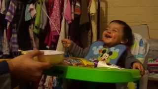 Baby Funny Laugh   Very Cute