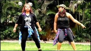 Zumba®fitness routine on  (Nachange Sari Raat)