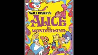 Alice in Wonderland Soundtrack 21. The Queen of Hearts/Who's Been Painting My Roses Red?