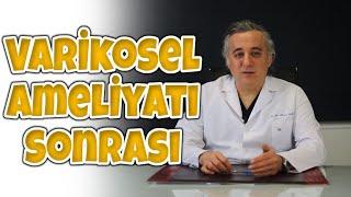 Op.Dr. Murad Çeltik - Varikosel Ameliyatı Sonrası Kişi Ne Zaman Çalışmaya Başlayabilir