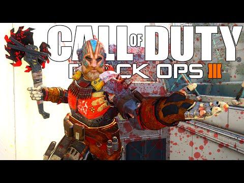 BLOODY DESTRUCTION Buzz Cut Black Ops 3
