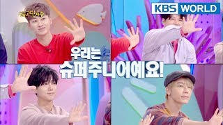 Guests: Super Junior-Yesung, Shindong, Eunhyuk, Donghae[Hello Counselor/SUB : ENG,TAI / 2018.01.29]