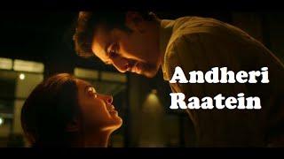 Most beautiful song of Tamasha Movie (Sad)   Andheri Raatein  Ranbir Kapoor
