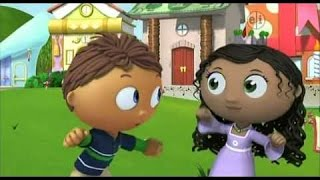 ᴴᴰ BEST ✓ S01 Super Why    Around the World Adventure Special Event