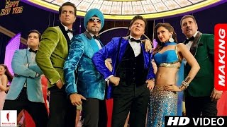 Making of Happy New Year | Deepika Padukone, Shah Rukh Khan, Abhishek Bachchan, Sonu Sood