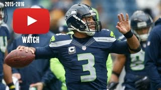 Mr.Clutch Russell Wilson Week 12 Highlights (345 Yards Passing 5 TDS)