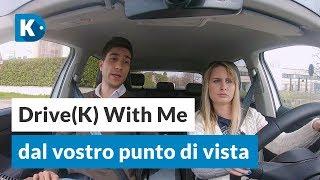 Lei ha una VW Polo e prova la nuova T-Cross | Drive(K) With Me