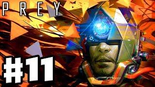 Prey - Gameplay Walkthrough Part 11 - Meeting More Humans! (Prey 2017, PC)