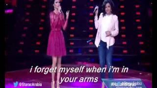 Haifa Wehbe Farhana فرحانة  English Subtitles NEW SONG 2015
