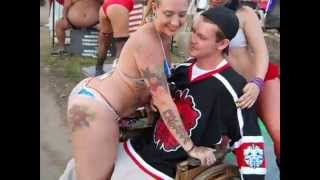 GOTJ 2015 - Justin gettin a lap dance