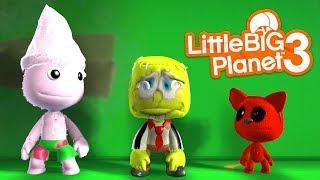 LittleBIGPlanet 3 - SpongeBob