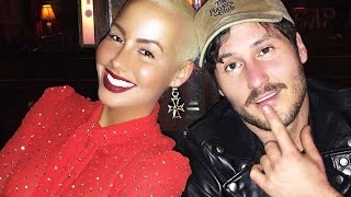 Amber Rose: Val Chmerkovskiy is amazing!!!