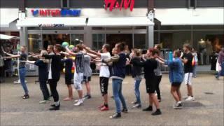 Macarena Dance Flashmob - SKALs 2011