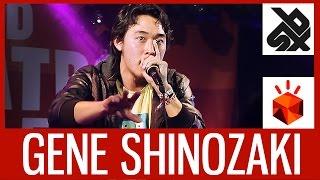 GENE (UNITED STATES)  |  Grand Beatbox Battle 2015  |  SHOW Battle Elimination