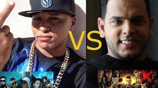 Benny Benni VS Tito-Farruko FUERA de Gatilleros Remix-Coscu ft Tempo-Estas Aquí Daddy Yankee Zion