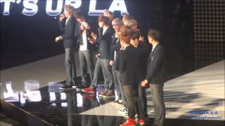 130825 EXO - Talk + 3.6.5 @ M! countdown 'What's Up LA' KCON 2013 [HD]