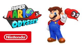 Super Mario Odyssey - Trailer Nintendo Switch